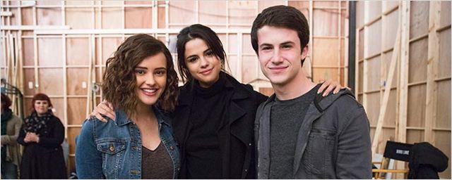 Selena Gomez fala sobre as controvérsias ao redor de 13 Reasons Why