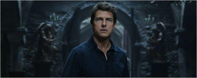 A Múmia é o melhor lançamento internacional da carreira de Tom Cruise