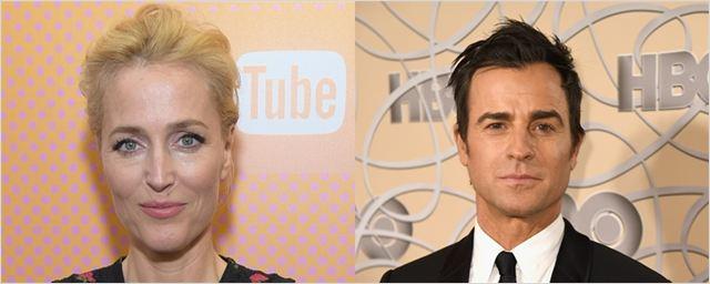 Elenco de The Spy Who Dumped Me é reforçado com Gillian Anderson e Justin Theroux