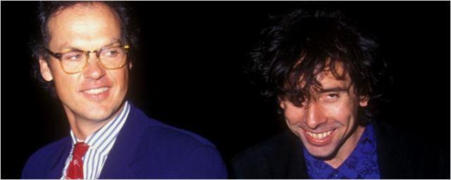 Michael Keaton confirma retomada da parceria com Tim Burton em Dumbo
