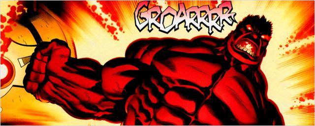 James Gunn revela que gostaria de ter feito filme sobre o Hulk Vermelho
