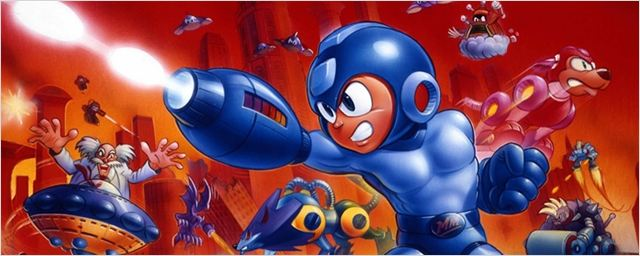 Filme do Mega Man deve ser comandado pela dupla de diretores de Nerve