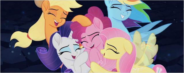 Comic-Con 2017: Saiu novo cartaz colorido de My Little Pony