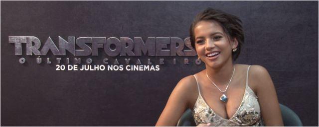 Transformers: Isabela Moner conta que foi melhor nos testes do que na filmagem de O Último Cavaleiro (Entrevista exclusiva)