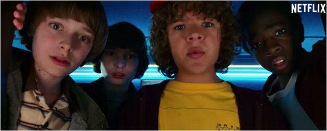 Comic-Con 2017: Segunda temporada de Stranger Things ganha sinistro trailer ao som de Michael Jackson