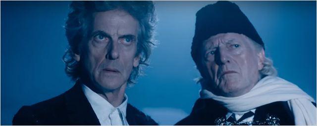 Comic-Con 2017: Doctor Who traz dois doutores reunidos no trailer do episódio especial de Natal