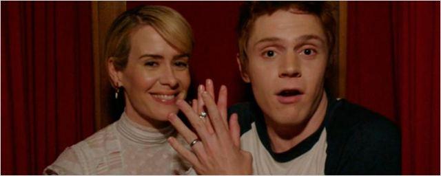 Revelados os personagens de Sarah Paulson e Evan Peters em American Horror Story: Cult