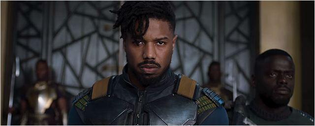 Pantera Negra e o vilão Erik Killmonger terão 'química' semelhante à do Professor Xavier com Magneto