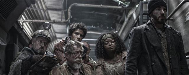 Snowpiercer: Presidente da TNT explica como a série vai se diferenciar do filme
