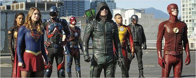 Arrow, The Flash, Supergirl e Legends of Tomorrow terão novo crossover em duas noites, confirma CW