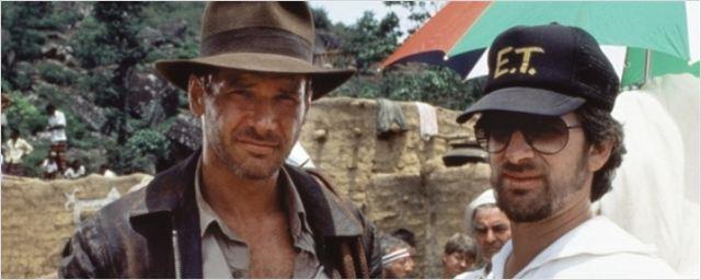 Steven Spielberg revela de qual filme da franquia Indiana Jones menos gosta