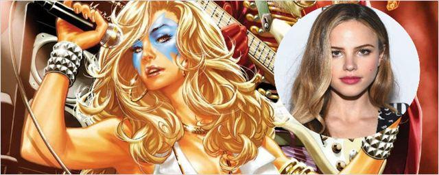 Rumor: Atriz de Cidades de Papel pode ser a mutante popstar Cristal em X-Men: Dark Phoenix