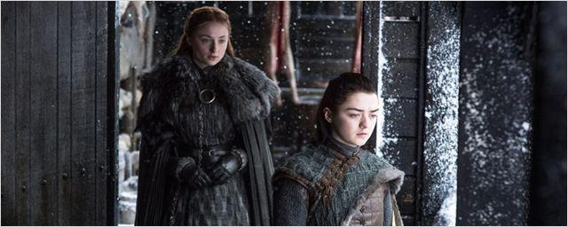 Game of Thrones: O que está no futuro de Arya e Sansa?