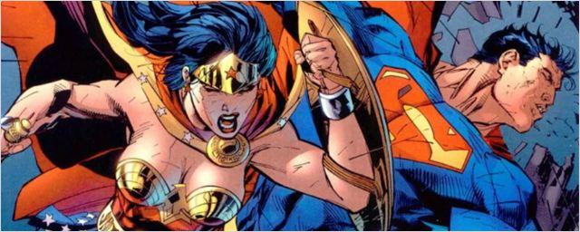 Versão de George Miller para Liga da Justiça teria batalha épica entre Super-Homem e Mulher-Maravilha