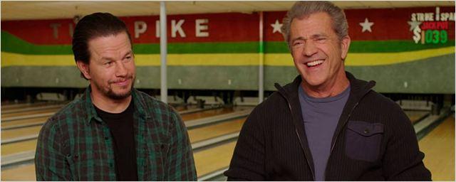 Pai em Dose Dupla 2: Mel Gibson e Mark Wahlberg falam sobre dinâmica pai e filho em comédia (Entrevista exclusiva)