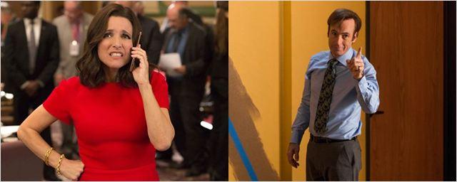 Veep e Better Call Saul podem ter estreias adiadas em 2018