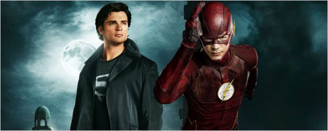 Tom Welling revela que quer voltar a viver Clark Kent em The Flash