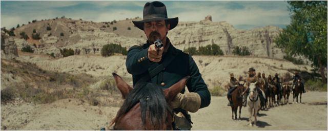 Hostiles: Filme protagonizado por Christian Bale ganha previsão de lançamento de olho no Oscar