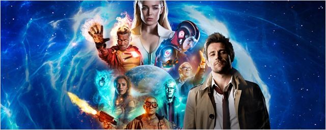 Constantine retorna na terceira temporada de Legends of Tomorrow