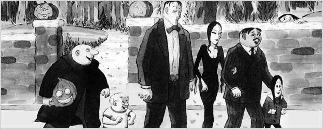 A Família Addams vai ganhar versão animada comandada pelo diretor de Festa da Salsicha