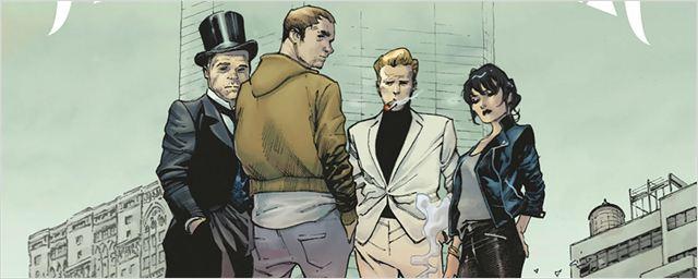 Conheça The Magic Order, primeira história em quadrinhos lançada pela Netflix