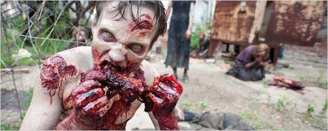 The Walking Dead: Este é o momento em que [SPOILER] foi mordido