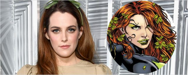 Gotham City Sirens: Riley Keough revela interesse em viver Hera Venenosa