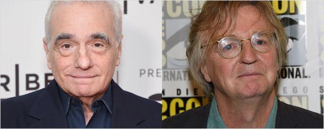 Martin Scorsese e Michael Hirst, criador de Os Tudors e Vikings, vão trabalhar juntos em série sobre a Roma Antiga