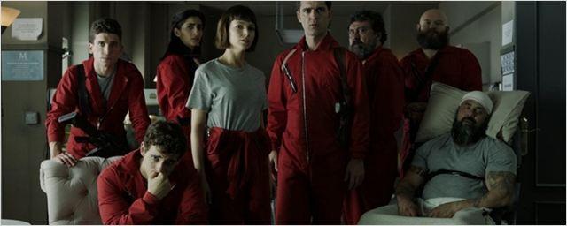 La Casa de Papel: Atração espanhola é a série de língua não-inglesa mais assistida da Netflix