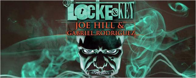 Netflix pode produzir adaptação das HQs 'Locke & Key'