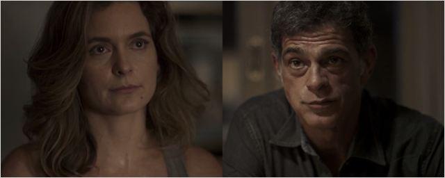 Claudia Abreu e Eduardo Moscovis discutem relação em clipe do drama Berenice Procura (Exclusivo)