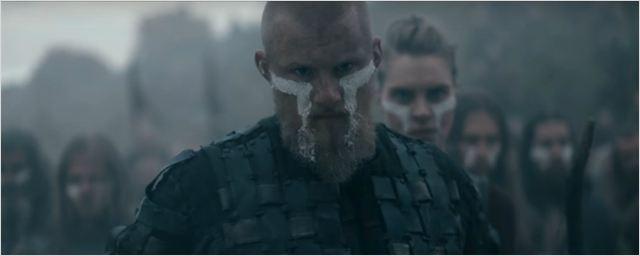 Comic-Con 2018: Vikings ganha trailer brutal e data de estreia para a segunda parte da 5ª temporada
