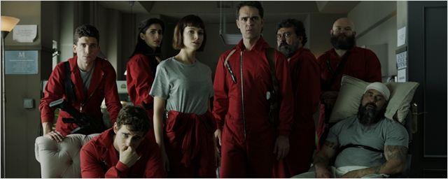 La Casa de Papel: Ator avisa que não retorna para a terceira temporada