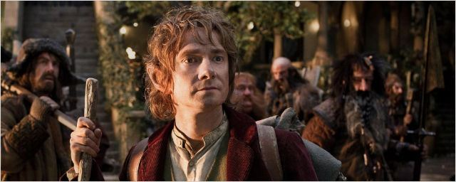 Filmes na TV: Hoje tem O Hobbit: Uma Jornada Inesperada e Recém-Formada