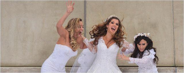 Filmes na TV: Hoje tem Loucas Pra Casar e Recém-Casados