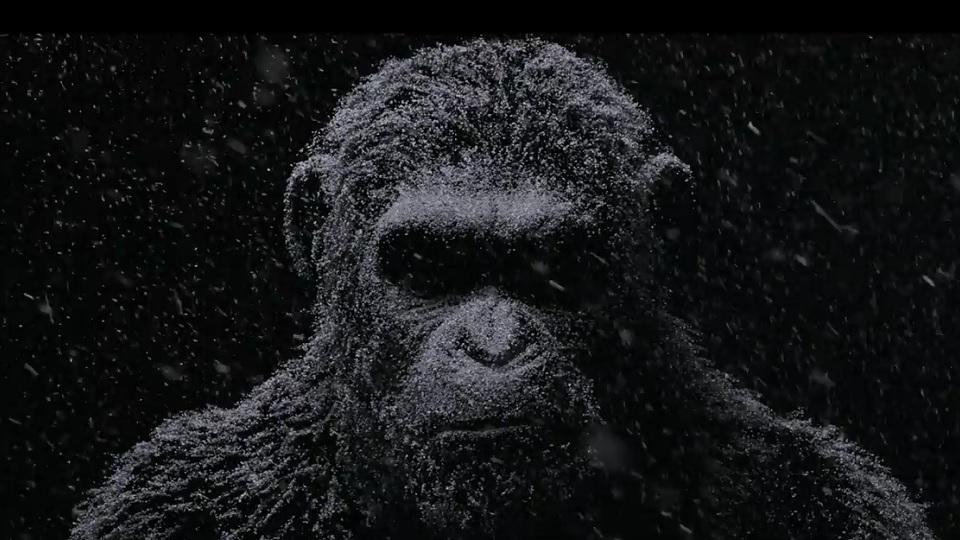 Resultado de imagem para planeta dos macacos a guerra