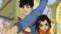 As Aventuras de Jackie Chan 1ª Temporada Sequência de Abertura Dublada