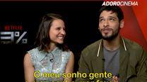 3% Reportagem Por que a série fez mais sucesso fora do Brasil?