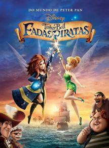 Tinker Bell Fadas E Piratas Filme 2014 Adorocinema