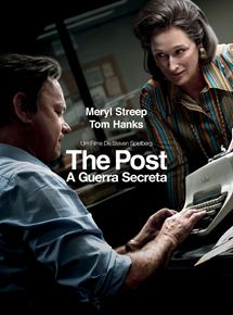 Assistir The Post: A Guerra Secreta