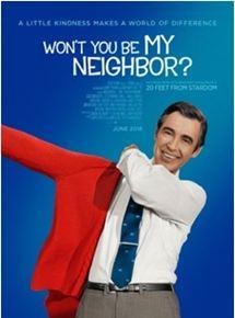 Resultado de imagem para won't you be my neighbor