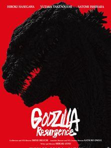Godzilla: Resurgence Teaser Original