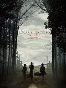 Um Lugar Silencioso - Parte II Trailer Legendado