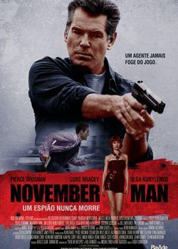 November Man - Um Espião Nunca Morre