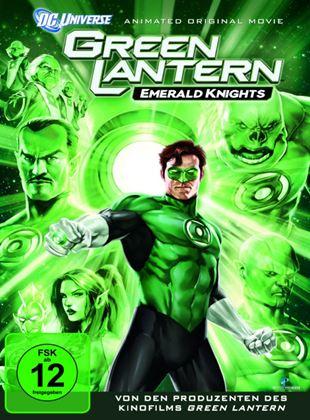 Lanterna Verde: Cavaleiros Esmeralda VOD