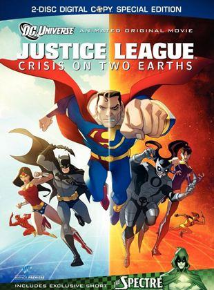 Liga da Justiça: Crise em Duas Terras VOD