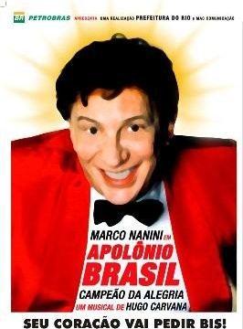 Apolônio Brasil - O Campeão da Alegria