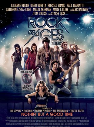 Rock of Ages - O Filme VOD
