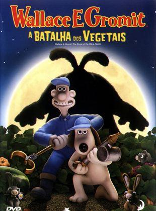 Wallace & Gromit - A Batalha dos Vegetais VOD