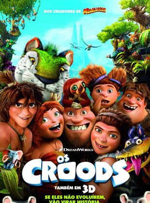 Os Croods VOD